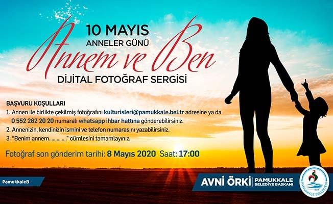 Pamukkale Belediyesi'nden Anneler Günü'ne özel etkinlik