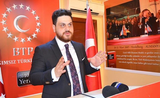 Hüseyin Baş'tan Erzurum Kongresi mesajı