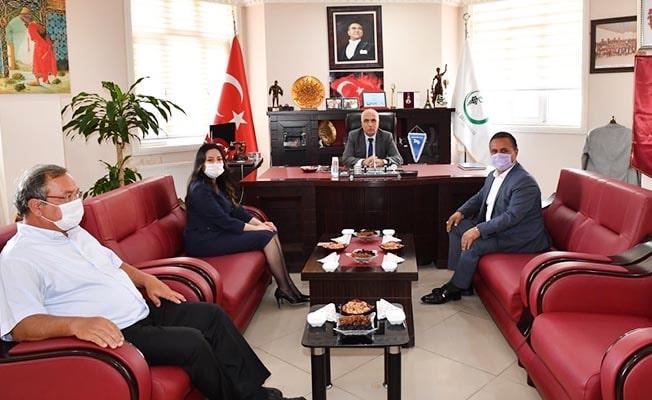 Vali Karahan Çal ilçesini ziyaret etti