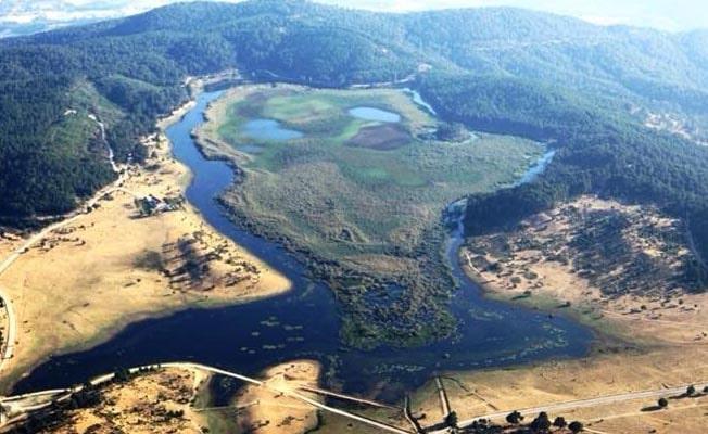Yayla Gölü koruma altına alındı