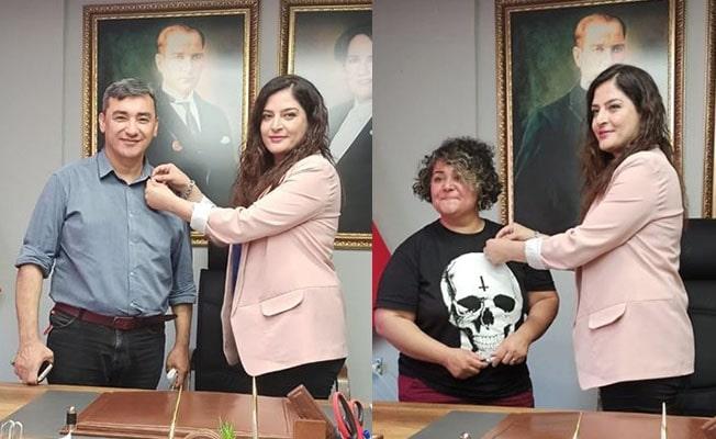 İYİ Parti, Denizli'de üye olmak isteyen vatandaşın ayağına gidecek