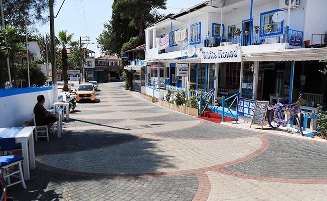 Pamukkale'nin çehresi değişiyor
