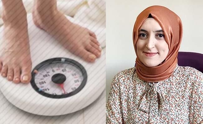 Pandemi dönemi alınan kiloların verilmesinde sağlıklı beslenme önemli