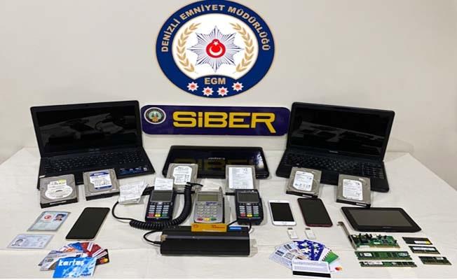 Pos cihazı dolandırıcılığına 5 tutuklama daha
