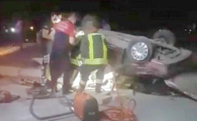 Acıpayam'da kaza: 1 ölü