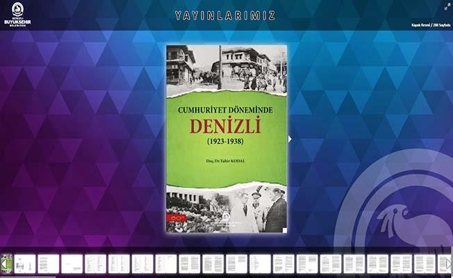 Büyükşehir kültür yayınları Dijital Kütüphanede