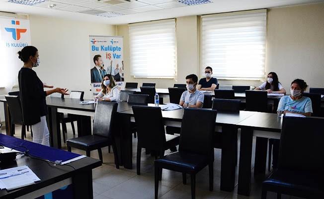 Denizli Işkur'da Engellilere Yönelik Iş Kulübü Eğitimi düzenlendi