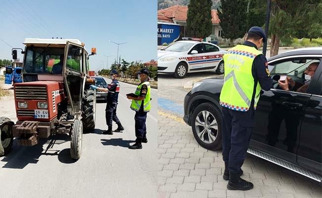 Jandarma'dan 'Bölgesel Özel Denetim'