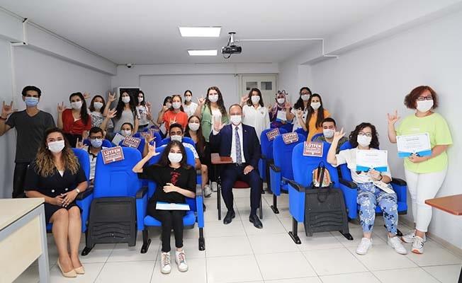 Pamukkale Belediyesi'nin yaz kursları tamamlanıyor