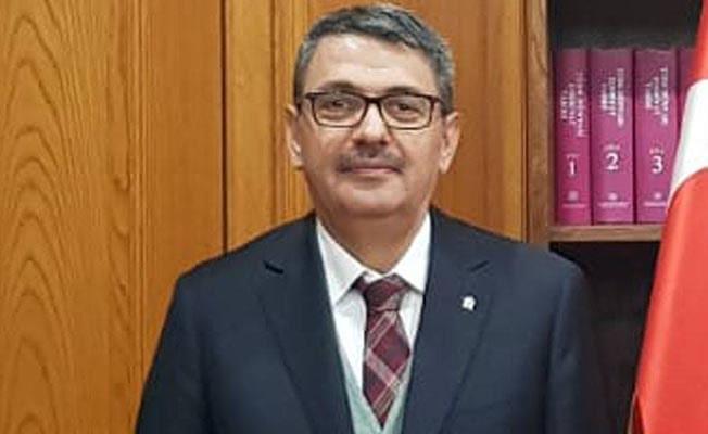 PAÜ'de Prof. Dr. Kutluhan Rektör Vekili oldu