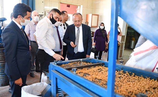 Vali  Atik Serinhisar ve Acıpayam'ı ziyaret etti
