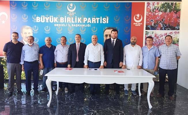 BBP Denizli'de Karateke güven tazeledi