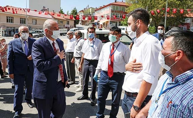 """""""Büyükşehire ne gerek var diyenler, gelsinler Çameli'yi görsünler"""""""