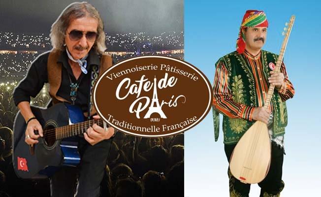Cafe de Paris, kapılarını Hurşit Türkay ve Ozan Nihat'la açacak