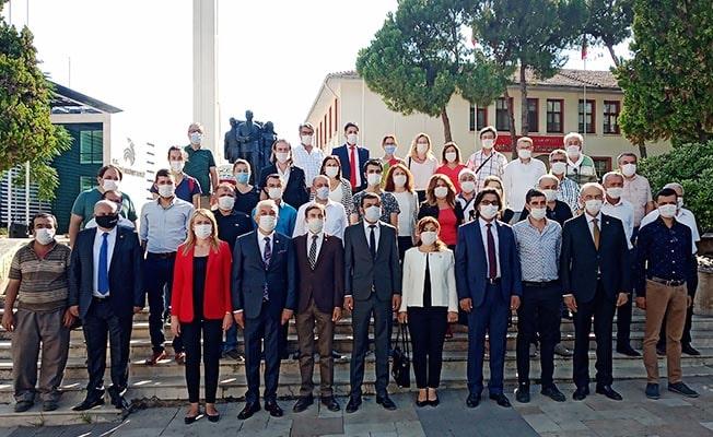 """""""CHP'nin birlik ve beraberliğin teminatıdır"""""""