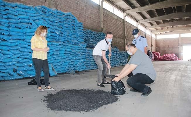 Denizli'de kömür denetimleri başladı