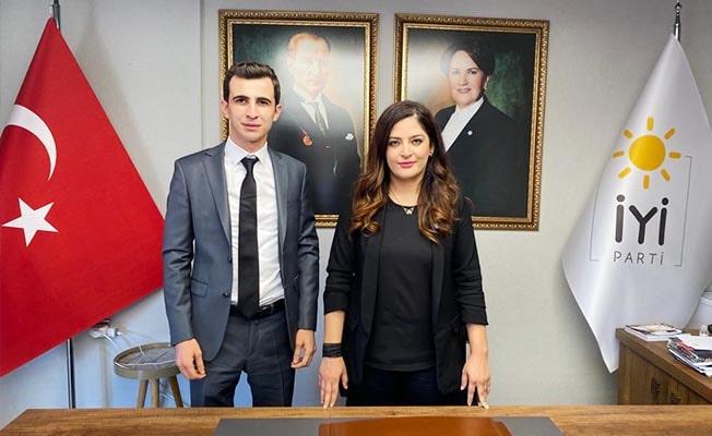 İYİ Parti Denizli'de Gençlik kollarına Sevinç atandı