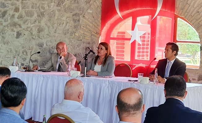 """Karaca İzmir'den seslendi: """"Hedefimiz Toplumsal Barışı Kalıcı Hale Getirmek"""""""