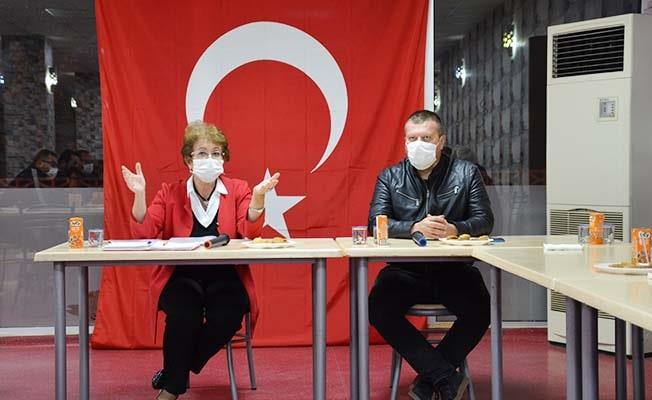 """Başkan Çelik: """"Geleceğe yönelik en büyük proje, Bozkurt'un Birliği olacak"""""""