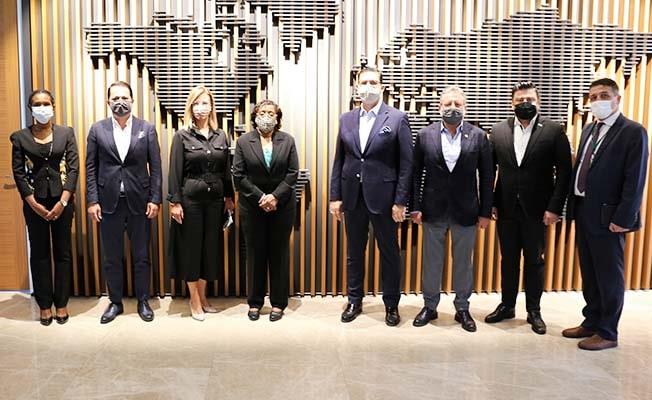 Tanzanya Büyükelçisi'nden DENİB'e ziyaret