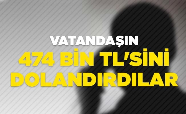 Vatandaşın 474 Bin TL'sini dolandıran zanlılar İzmir'de yakalandı