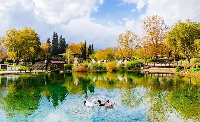 İncilipınar Parkı bu yıl da Yeşil Bayrak ödülü almayı başardı
