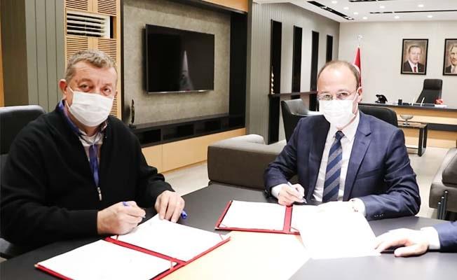 Pamukkale'de Ambalaj Atığı Toplama protokolü imzalandı