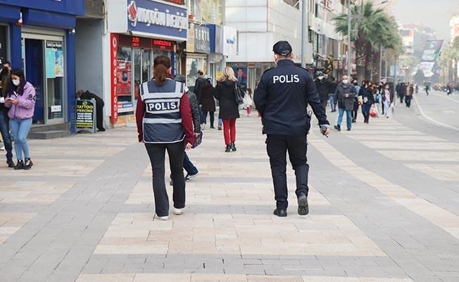 Sokağa çıkma kısıtlamasına uymayan 154 kişiye 138 bin TL cezai işlem uygulandı