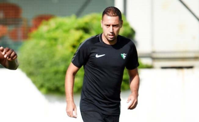 Aissati, Denizlispor'la sözleşmesini tek taraflı olarak feshetti