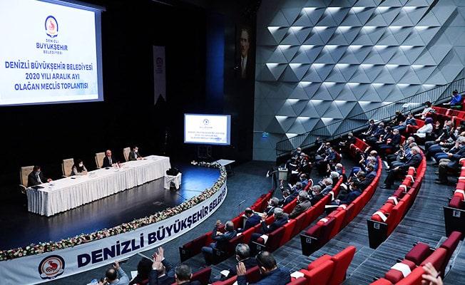 Büyükşehir 2020'nin son Meclis toplantısını yaptı