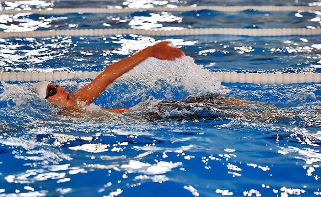 Büyükşehir, yüzme şampiyonasına ev sahipliği yapıyor