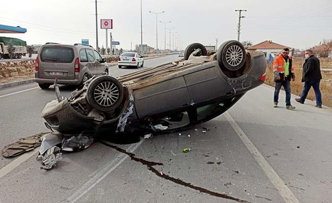 Denizli'de son 1 haftada 67 trafik kazası meydana geldi