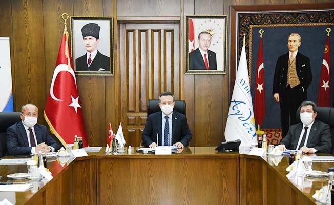 GEKA 135. Yönetim Kurulu Toplantısını Aydın'da düzenledi