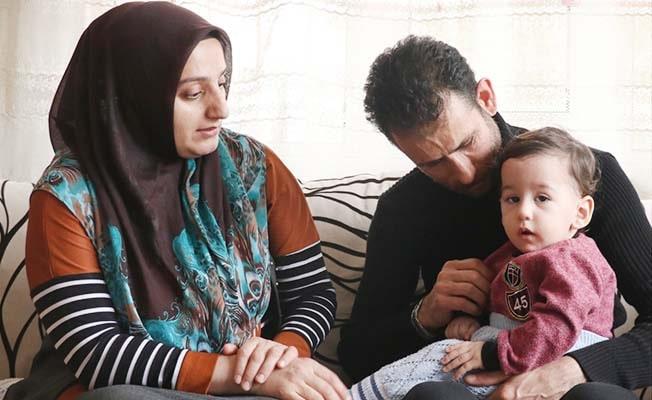 Yıldız ailesi, SMA Tip 1 hastası bebekleri Umut için destek bekliyor