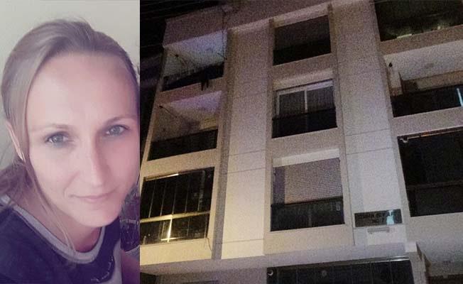 4. kattan düşen kadın hayatını kaybetti