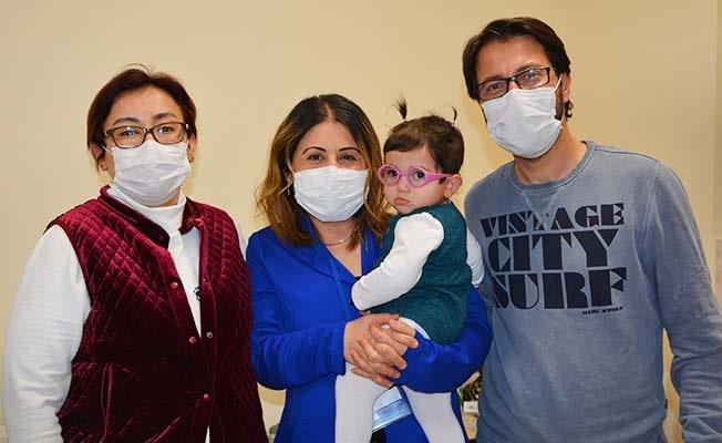Bebeklerde doğumsal katarakt tedavi edilebiliyor