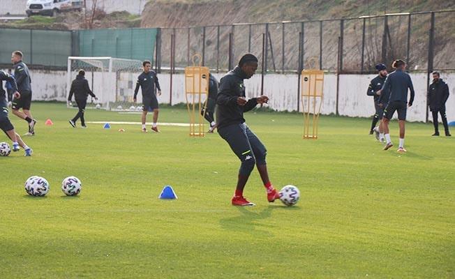 Denizlispor'da Hatayspor maçı hazırlıkları sürüyor