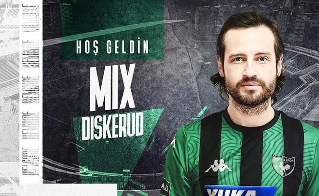 Denizlispor, Mix Diskerud ile 1,5 yıllığına anlaştı