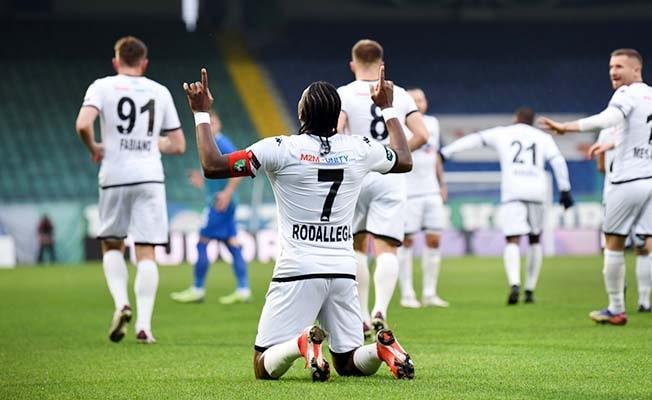 Denizlispor uzatma dakikalarında beraberliğe razı oldu: 1-1
