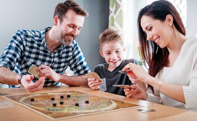 Pandemi stresini çocuklarınıza yansıtmayın