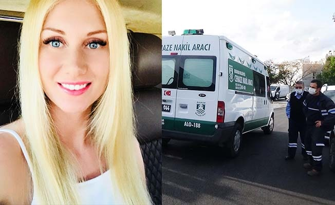 Ukraynalı genç kadın elleri kelepçeli başına poşet geçirilmiş şekilde ölü bulundu