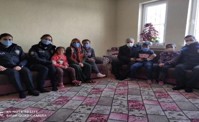 Aksaray'da özel çocuklara özel ziyaret