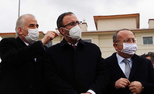 Bakan Kasapoğlu, yeni stadının yerini inceledi