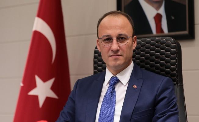 Başkan Örki'den şehitler için başsağlığı mesajı