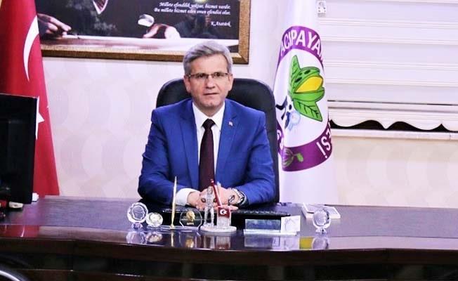Başkan Şevkan'dan açıklama