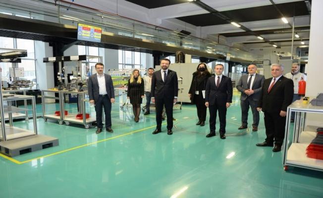 Bursa Model Fabrika görücüye çıktı