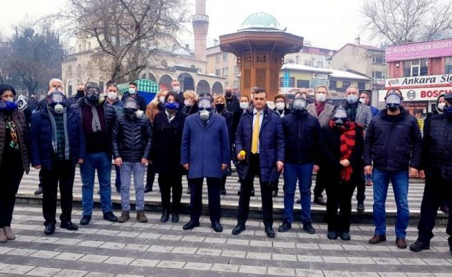 Bursa'nın havası 'İYİ' değil