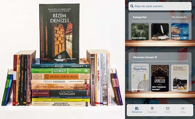 Büyükşehir 25 Bin kitaplık dijital kütüphane kuruyor