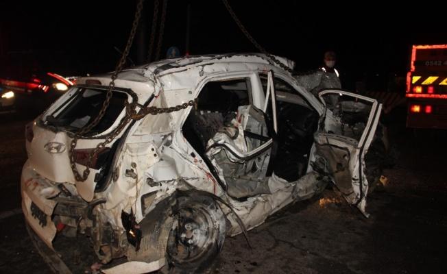 Denizli'de son 1 haftada 57 trafik kazası meydana geldi
