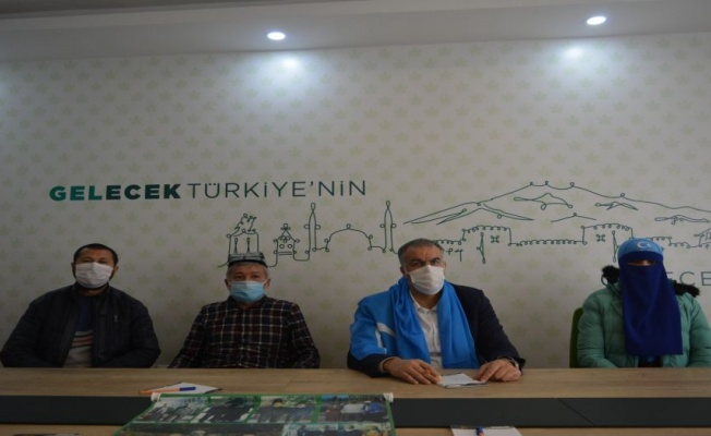 Doğu Türkistanlıların 'Gelecek'ini konuştular